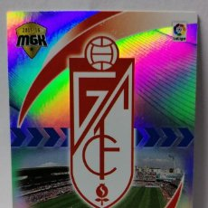 Cromos de Futebol: 244 ESCUDO (GRANADA) MEGACRACKS 2015 2016 15 16. Lote 206582101