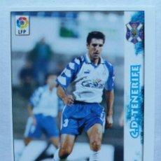 Cromos de Fútbol: 280 CHANO - C.D. TENERIFE - MUNDICROMO 98/99. Lote 206601247