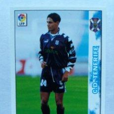 Cromos de Fútbol: 281 ANDRE LUIZ (LETRAS GRANDES) - C.D. TENERIFE - MUNDICROMO 98/99. Lote 206601350