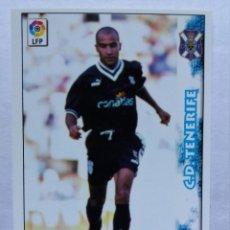 Cromos de Fútbol: 283 PINILLA - C.D. TENERIFE - MUNDICROMO 98/99. Lote 206601592