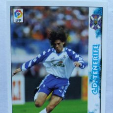 Cromos de Fútbol: 285 PABLO PAZ - C.D. TENERIFE - MUNDICROMO 98/99. Lote 206601788