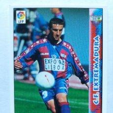 Cromos de Fútbol: 333 PADILLA - C.F. EXTREMADURA - MUNDICROMO 98/99. Lote 206787455