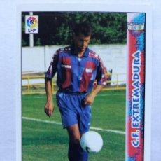 Cromos de Fútbol: 336 OSCAR MONTIEL - C.F. EXTREMADURA - MUNDICROMO 98/99. Lote 206787635