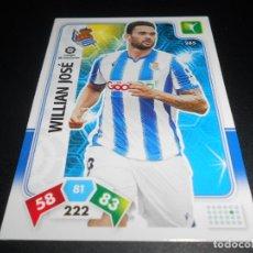 Cromos de Fútbol: 285 WILLIAN JOSE REAL SOCIEDAD CARDS ADRENALYN XL LIGA FUTBOL 2019 2020 19 20 PANINI. Lote 206787668