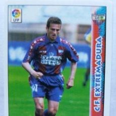 Cromos de Fútbol: 337 BOGDANOVIC - C.F. EXTREMADURA - MUNDICROMO 98/99. Lote 206787702