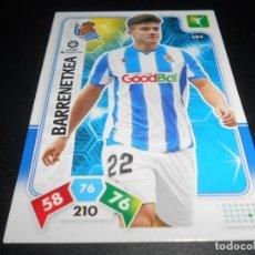 Cromos de Fútbol: 284 BARRENETXEA REAL SOCIEDAD CARDS ADRENALYN XL LIGA FUTBOL 2019 2020 19 20 PANINI. Lote 206787751