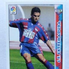 Cromos de Fútbol: 339 TORIL - C.F. EXTREMADURA - MUNDICROMO 98/99. Lote 206787845