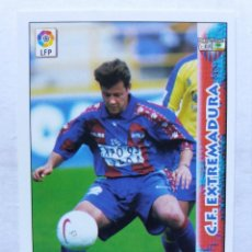 Cromos de Fútbol: 341 MANUEL - C.F. EXTREMADURA - MUNDICROMO 98/99. Lote 206787993