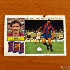 Cromos de Fútbol: BARCELONA - QUINI - LIGA 1982-1983, 82-83 - EDICIONES ESTE. Lote 206796320