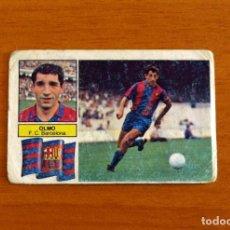 Cromos de Fútbol: BARCELONA - OLMO - LIGA 1982-1983, 82-83 - EDICIONES ESTE. Lote 206796888