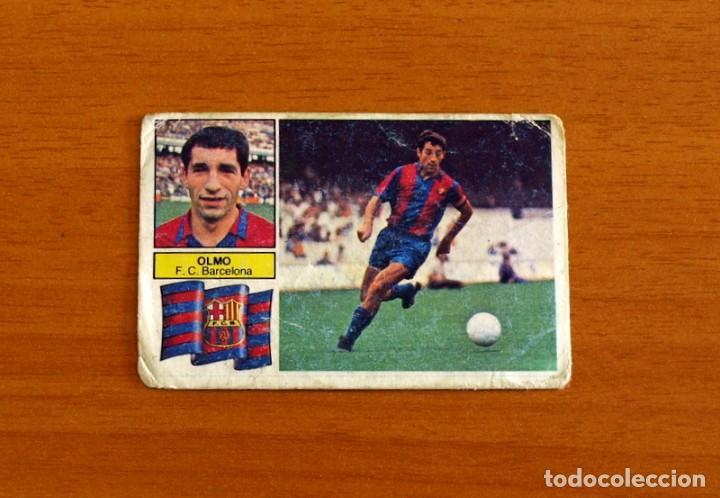 BARCELONA - OLMO - LIGA 1982-1983, 82-83 - EDICIONES ESTE (Coleccionismo Deportivo - Álbumes y Cromos de Deportes - Cromos de Fútbol)