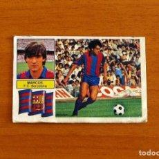 Cromos de Fútbol: FÚTBOL CLUB BARCELONA - MARCOS - EDICIONES ESTE 1982-1983, 82-83. Lote 206798138