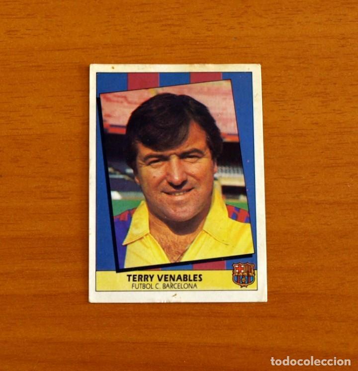 FÚTBOL CLUB BARCELONA - VENABLES - EDICIONES ESTE 1987-1988, 87-88 - NUNCA PEGADO (Coleccionismo Deportivo - Álbumes y Cromos de Deportes - Cromos de Fútbol)
