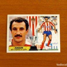Cromos de Fútbol: SPORTING DE GIJÓN - JOAQUIN - EDICIONES ESTE 1987-1988, 87-88 - NUNCA PEGADO. Lote 206798683