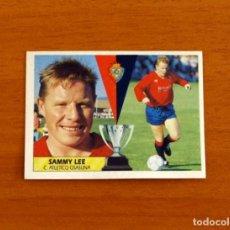 Cromos de Fútbol: OSASUNA - SAMMY LEE - COLOCA - EDICIONES ESTE 1987-88, 87-88 - NUNCA PEGADO. Lote 206798831