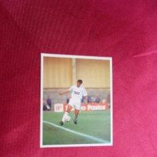 Cromos de Fútbol: CROMO Nº 147 DEL REAL MADRID. MAGIC BOX 1994-1995. NUNCA PEGADO. Lote 206816312