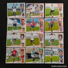 Cromos de Fútbol: CROMOS FUTBOL ULTIMOS FICHAJES LIGA 2004 2005 ESTE LUCCIN PEREA ARTETA MAKUKULA DI VAIO FIORE .... Lote 33041067