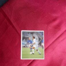 Cromos de Fútbol: CROMO Nº 151 DEL REAL MADRID. MAGIC BOX 1994-1995. NUNCA PEGADO. Lote 206837863