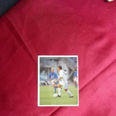 Cromos de Fútbol: CROMO Nº 151 DEL REAL MADRID. MAGIC BOX 1994-1995. NUNCA PEGADO. Lote 206837867