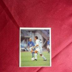 Cromos de Fútbol: CROMO Nº 151 DEL REAL MADRID. MAGIC BOX 1994-1995. NUNCA PEGADO. Lote 206837918