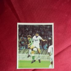 Cromos de Fútbol: CROMO Nº 159. DEL REAL MADRID. MAGIC BOX 1994-1995. NUNCA PEGADO. Lote 206838087