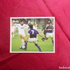 Cromos de Fútbol: CROMO Nº 160 DEL REAL MADRID. MAGIC BOX 1994-1995. NUNCA PEGADO. Lote 206838120