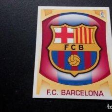 Cromos de Fútbol: ESCUDO BARCELONA SIN PEGAR PANINI EDICIONES ESTE LIGA 2009 2010 09 10. Lote 207042240