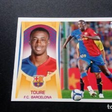 Cromos de Fútbol: 8 TOURE BARCELONA SIN PEGAR PANINI EDICIONES ESTE LIGA 2009 2010 09 10. Lote 207042290