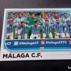 Cromos de Fútbol: 21 EQUIPO ALINEACION MALAGA SIN PEGAR PANINI EDICIONES ESTE LIGA 2014 2015 14 15. Lote 207043482