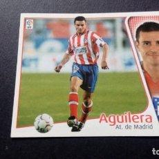 Cromos de Fútbol: AGUILERA ATLETICO DE MADRID SIN PEGAR PANINI EDICIONES ESTE LIGA TEMPORADA 2004 2005 04 05. Lote 207043682