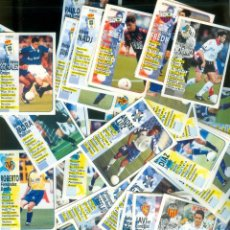 Cromos de Fútbol: NUMULITE * 55 CROMOS DE FÚTBOL LIGA 98 99 PANINA SPORTS. Lote 207045345