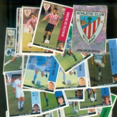 Cromos de Fútbol: NUMULITE * 74 CROMOS DE FÚTBOL LIGA 95 96 LFP PANINI SPORTS. Lote 207045532