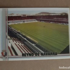 Cromos de Fútbol: 83 REYNO DE NAVARRA. C. AT. OSASUNA. FICHAS DE LA LIGA 2007. MUNDICROMO.. Lote 207112061