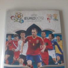 Cromos de Fútbol: COMPLETA.. EURO 2012 POLONIA UCRANIA ADRENALYN XL. Lote 207113131