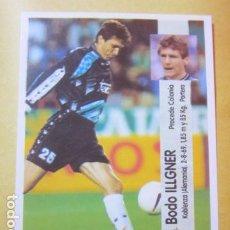 Cromos de Fútbol: ILLGNER 96A MADRID LIGA 96 97 1996 1997 PANINI CROMO RECUPERADO MIRAR FOTOGRAFIAS. Lote 207113156