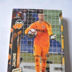 Cromos de Fútbol: 309 - JAUME - VALENCIA - MGK - MEGACRACKS LIGA 2019 2020 19 20 - PANINI. Lote 207141855