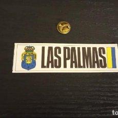 Cromos de Fútbol: -CROMO FUTBOL ADHESIVAS SPORT ALBUM 1 O 2 NO SE : LAS PALMAS. Lote 207142408