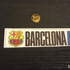 Cromos de Fútbol: -CROMO FUTBOL ADHESIVAS SPORT ALBUM 1 O 2 NO SE : BARCELONA. Lote 207142448