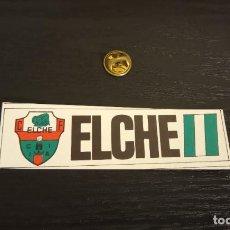 Cromos de Fútbol: -CROMO FUTBOL ADHESIVAS SPORT ALBUM 1 O 2 NO SE : ELCHE. Lote 207142536