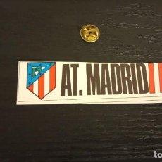 Cromos de Fútbol: -CROMO FUTBOL ADHESIVAS SPORT ALBUM 1 O 2 NO SE : AT.MADRID. Lote 207142572