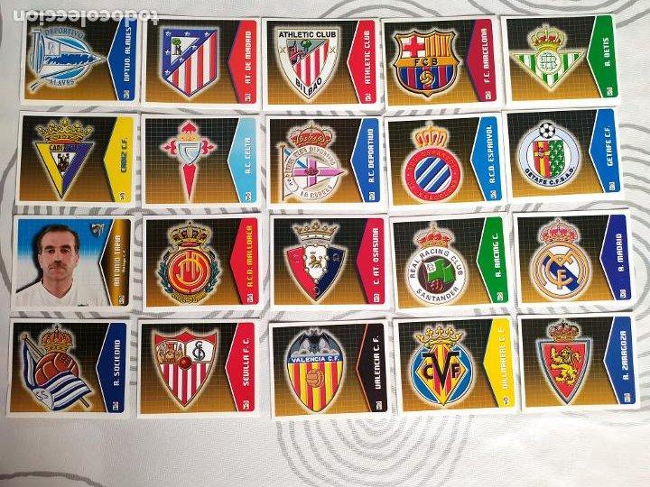 LIGA ESTE 2005 2006 / 05 06 - 469 CROMOS SIN REPETIR NUNCA PEGADOS (SIN PEGAR) COLOCA, FICHAJE, BAJA (Coleccionismo Deportivo - Álbumes y Cromos de Deportes - Cromos de Fútbol)