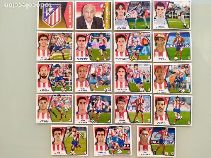 Cromos de Fútbol: Liga Este 2005 2006 / 05 06 - 469 cromos sin repetir nunca pegados (sin pegar) Coloca, fichaje, baja - Foto 4 - 207146946