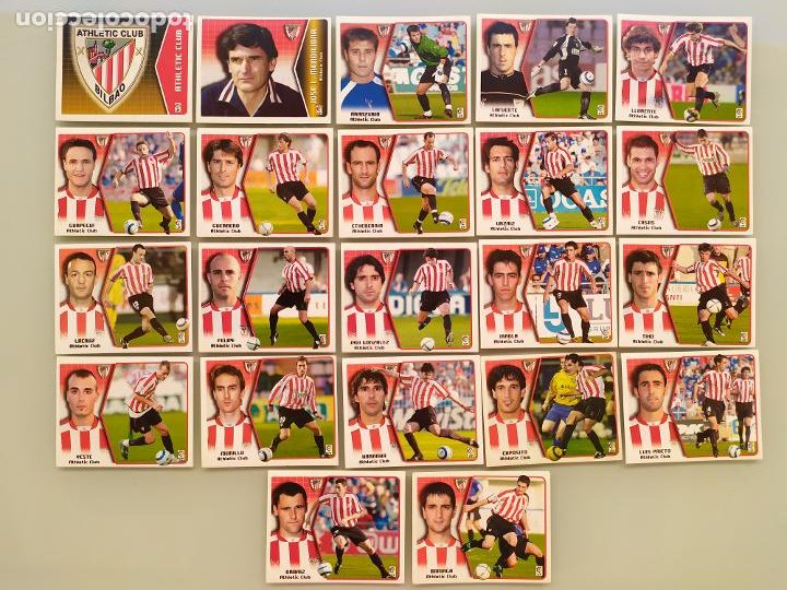 Cromos de Fútbol: Liga Este 2005 2006 / 05 06 - 469 cromos sin repetir nunca pegados (sin pegar) Coloca, fichaje, baja - Foto 6 - 207146946