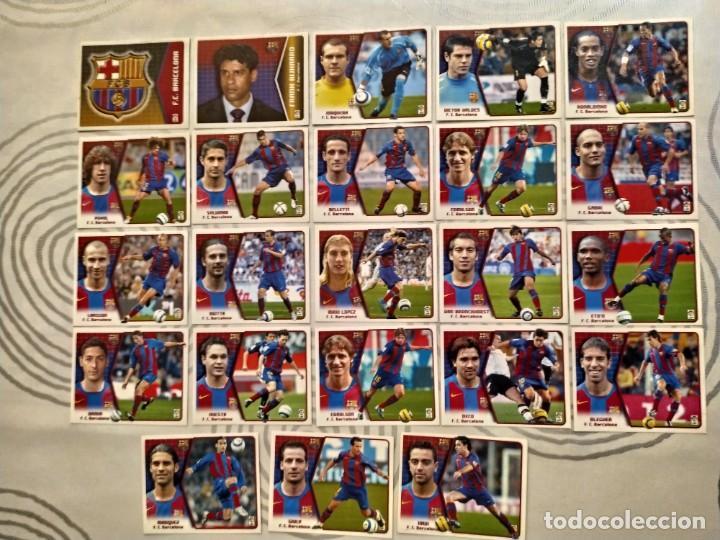 Cromos de Fútbol: Liga Este 2005 2006 / 05 06 - 469 cromos sin repetir nunca pegados (sin pegar) Coloca, fichaje, baja - Foto 8 - 207146946