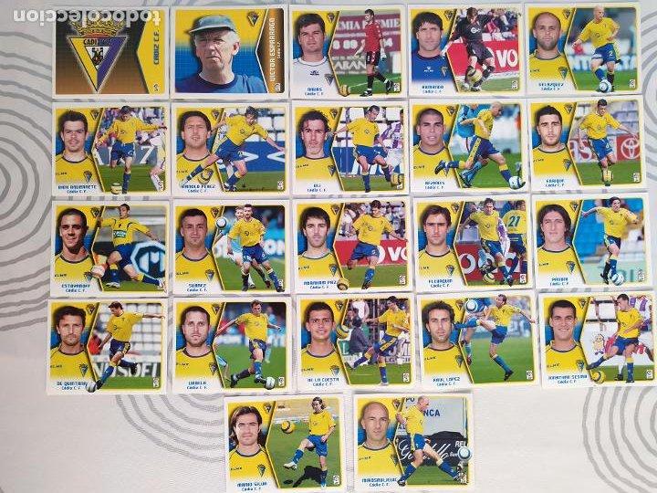 Cromos de Fútbol: Liga Este 2005 2006 / 05 06 - 469 cromos sin repetir nunca pegados (sin pegar) Coloca, fichaje, baja - Foto 12 - 207146946