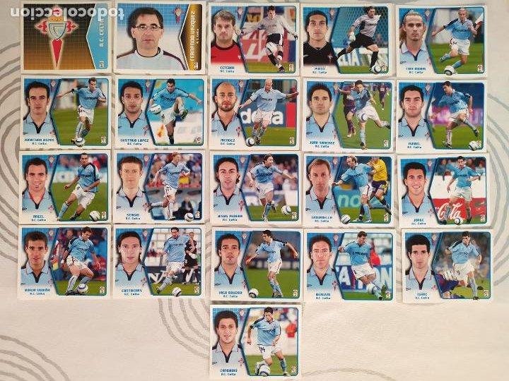 Cromos de Fútbol: Liga Este 2005 2006 / 05 06 - 469 cromos sin repetir nunca pegados (sin pegar) Coloca, fichaje, baja - Foto 14 - 207146946