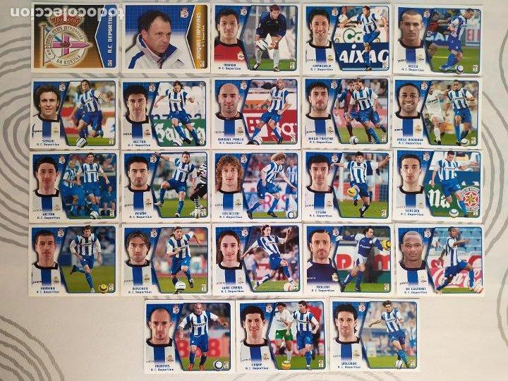 Cromos de Fútbol: Liga Este 2005 2006 / 05 06 - 469 cromos sin repetir nunca pegados (sin pegar) Coloca, fichaje, baja - Foto 16 - 207146946