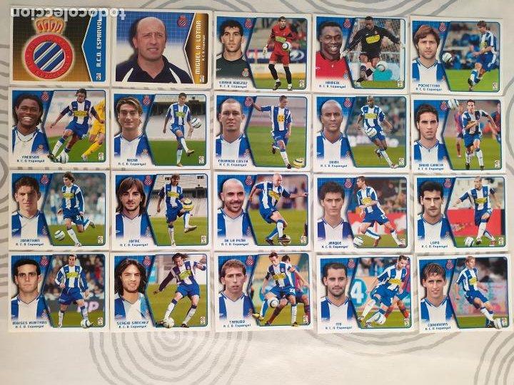 Cromos de Fútbol: Liga Este 2005 2006 / 05 06 - 469 cromos sin repetir nunca pegados (sin pegar) Coloca, fichaje, baja - Foto 18 - 207146946