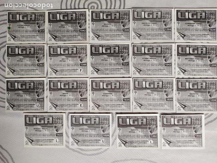 Cromos de Fútbol: Liga Este 2005 2006 / 05 06 - 469 cromos sin repetir nunca pegados (sin pegar) Coloca, fichaje, baja - Foto 23 - 207146946