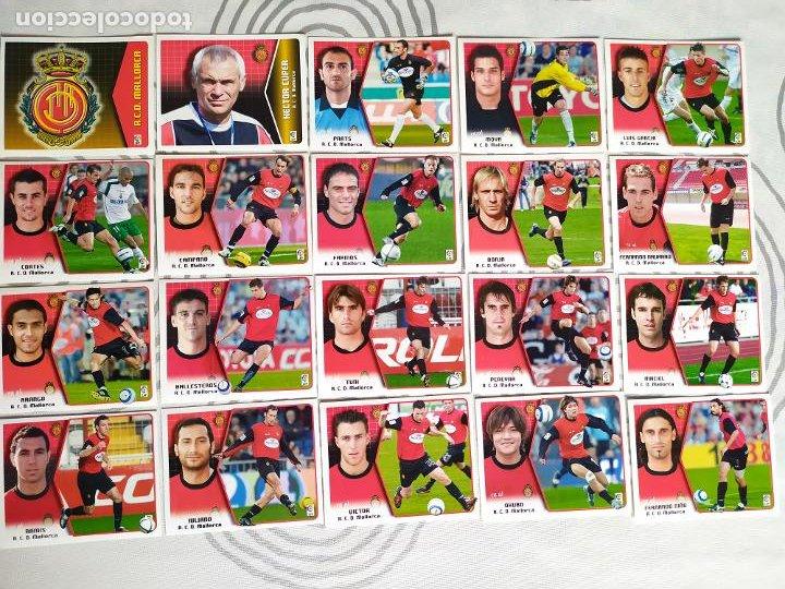 Cromos de Fútbol: Liga Este 2005 2006 / 05 06 - 469 cromos sin repetir nunca pegados (sin pegar) Coloca, fichaje, baja - Foto 24 - 207146946